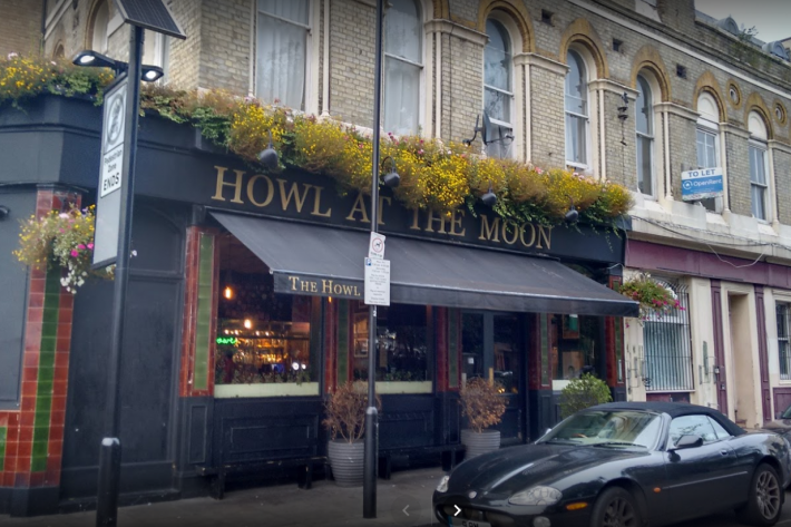 Bacchus Pub And Kitchen Was Once The An Icon Of Hoxton Until Property Developers Put End To That Sundays Born From Those Ashes